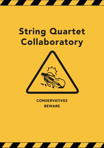 String Quartet Collaboratory Infographic